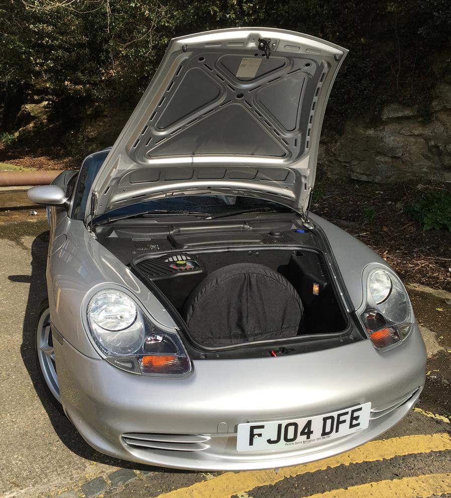 2005 Aston Martin Db9 Interior: 2004 Porsche Boxster 2.7