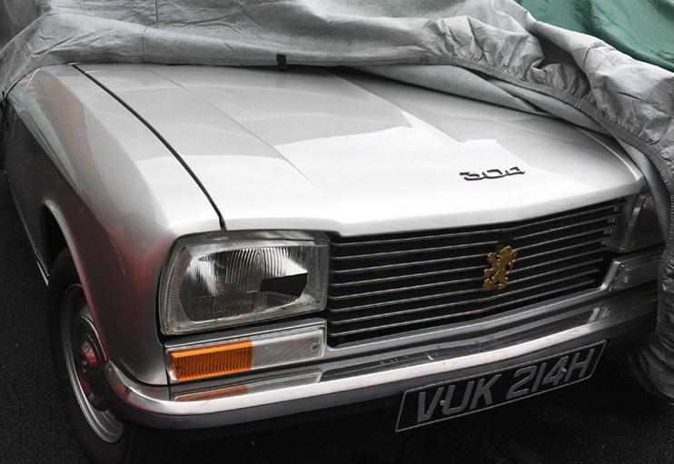 1969 Peugeot 304 Cabrio