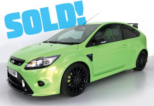 2009 Ford Focus RS 2.5