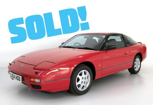 1993 Nissan 200SX Turbo