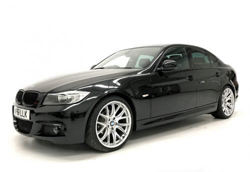 2012 BMW 318d Sport Plus Edition