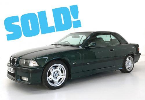 1999 BMW M3 Evo Convertible