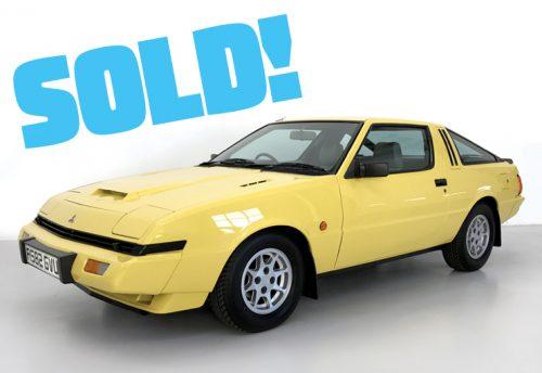 1983 Mitsubishi Starion Turbo