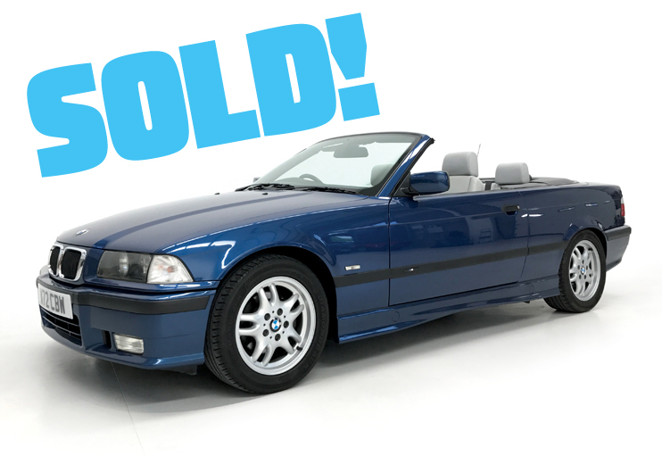 2000 bmw convertible