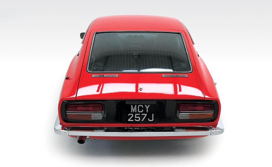 1971 Datsun 240Z - Stone Cold Classics