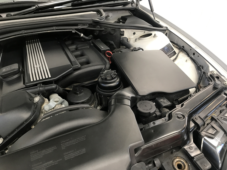 bmw 330ci 2002 engine