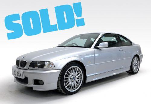 2002 BMW 330Ci Sport