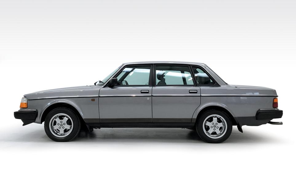 Cars For Sale Under 1500 >> 1991 Volvo 240 GL - Stone Cold Classics