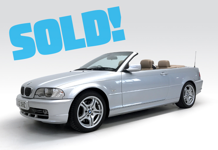 2002 bmw 330ci convertible coupe