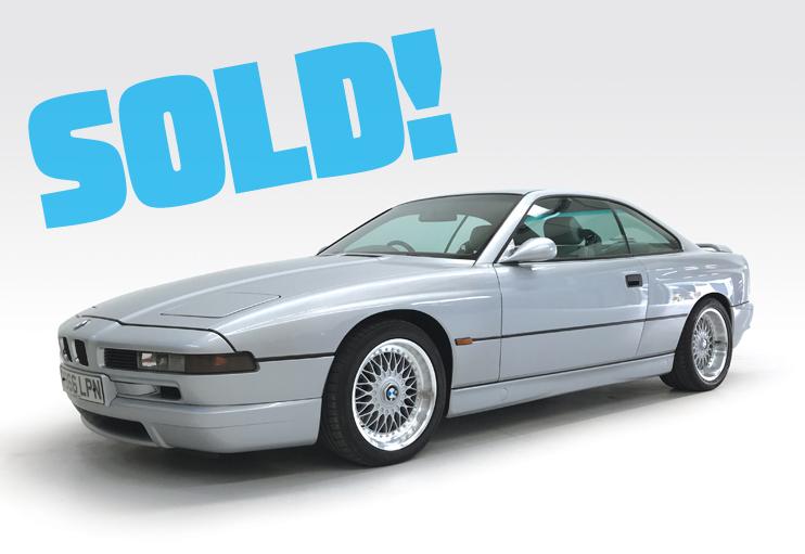 1997 BMW 840Ci 4.4 Sport