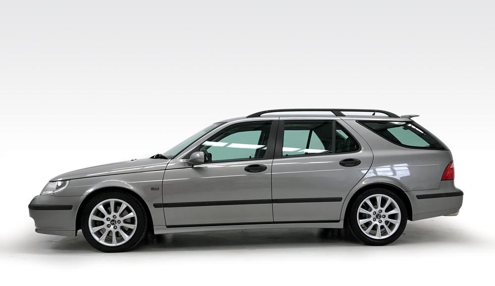 2002 Saab 9 5 2 3 Hot Aero Stone Cold Classics