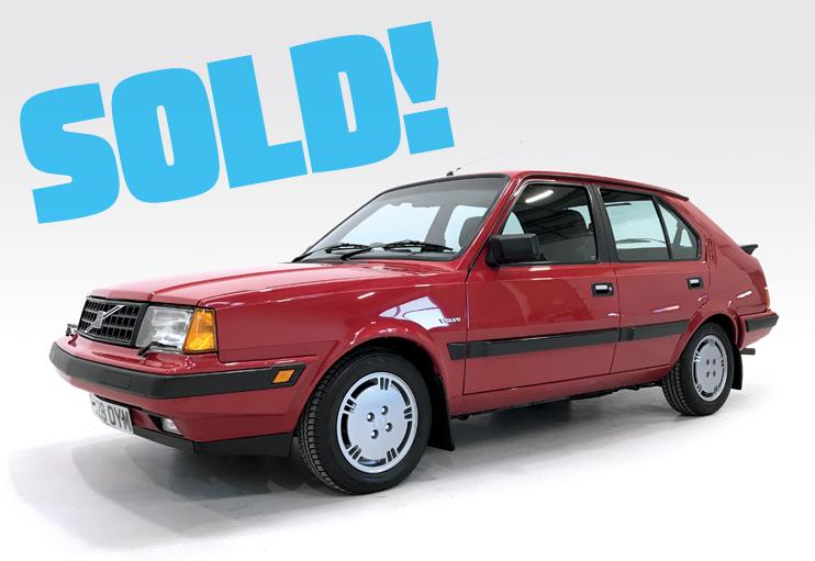 1988 Volvo 360 GLT
