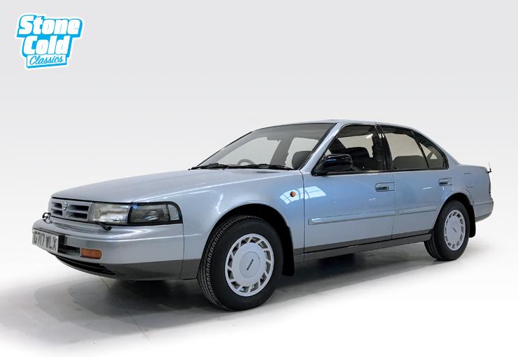 1989 Nissan Maxima 3.0i V6