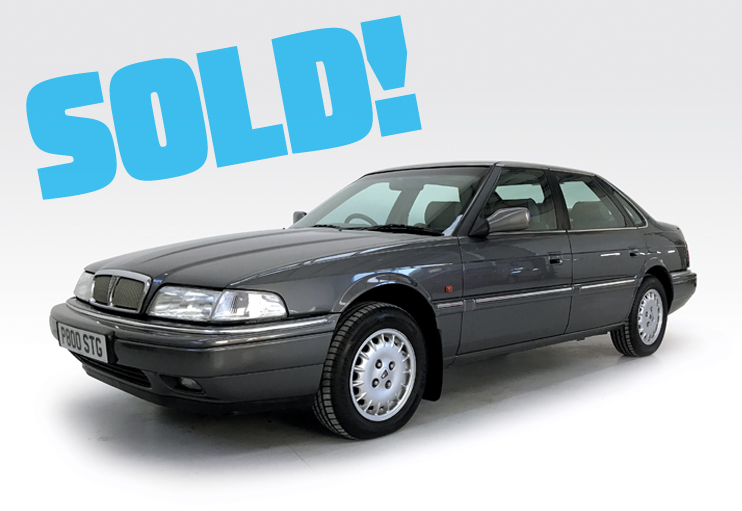 1997 Rover 825 Sterling