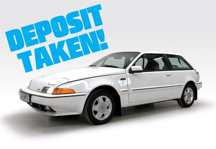 1990 Volvo 480 Turbo