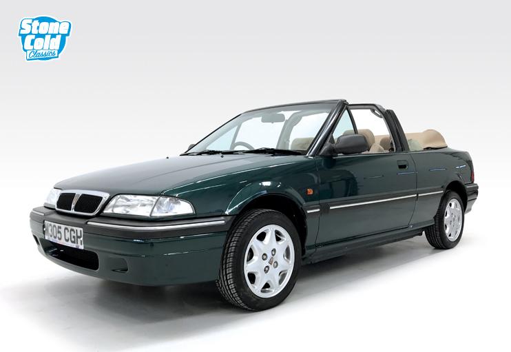 1994 Rover 214 SE Cabriolet