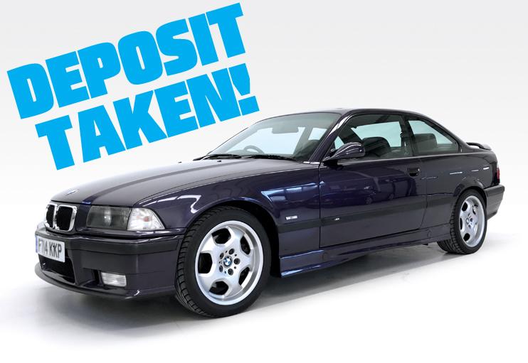 1997 BMW M3 Evo
