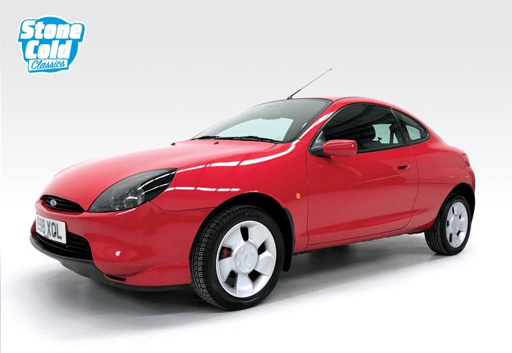 1998 Ford Puma 1.4