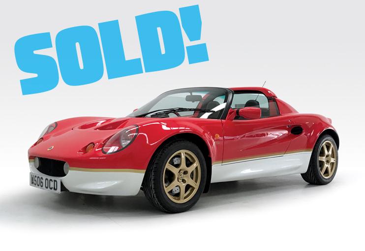 2000 Lotus Elise Type 49