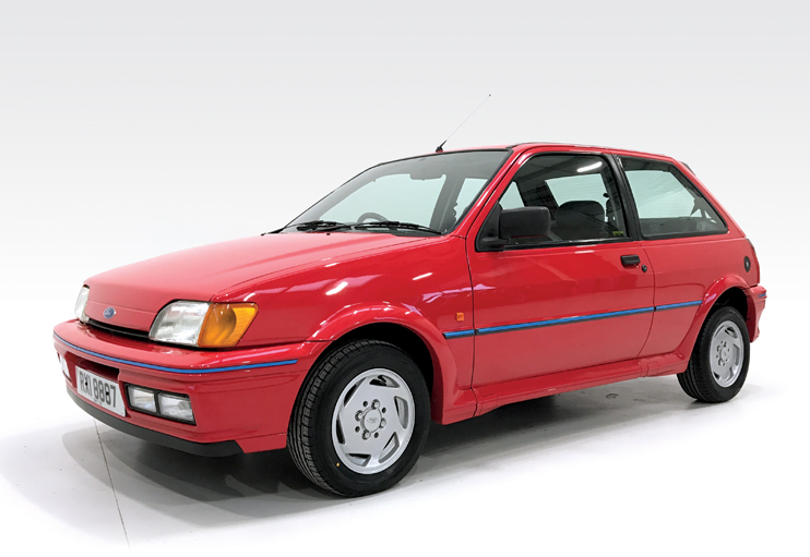 1990 ford fiesta xr2i stone cold classics. Black Bedroom Furniture Sets. Home Design Ideas