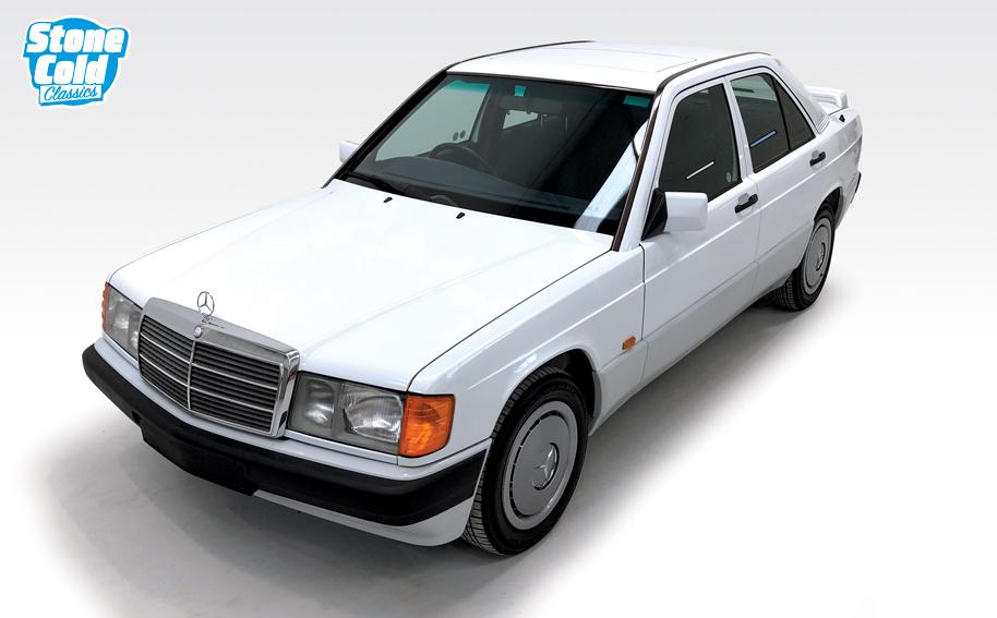1992 Mercedes 190E 2 0 - Stone Cold Classics