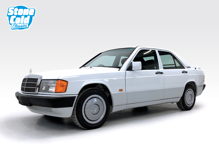 1992 Mercedes 190E 2.0