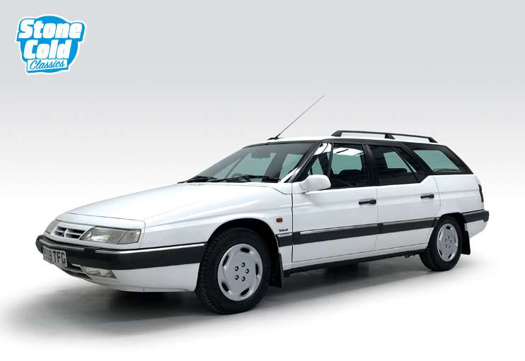 1993 Citroen XM VSX TDi Estate
