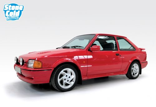 1990 Ford Escort RS Turbo