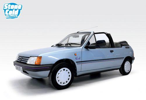 1990 Peugeot 205 CJ
