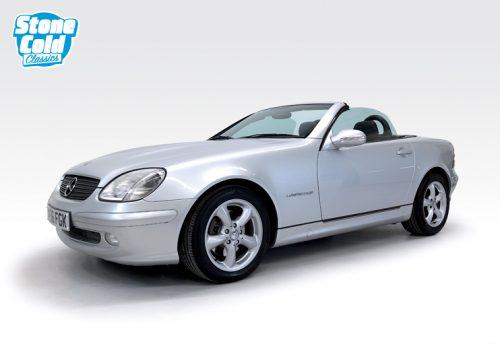 2000 Mercedes SLK230