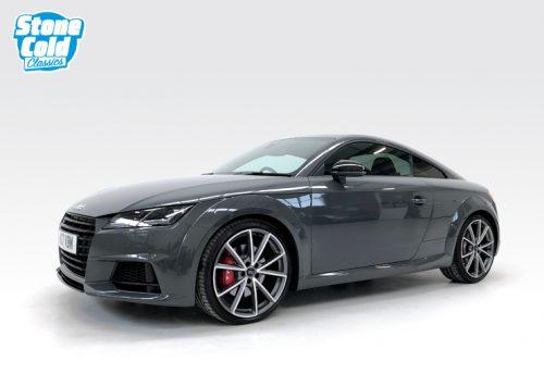 2017 Audi TTS Black Edition TFSI Quattro