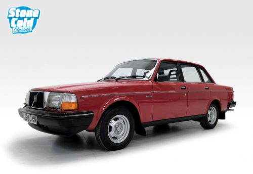 1983 Volvo 240 DL auto