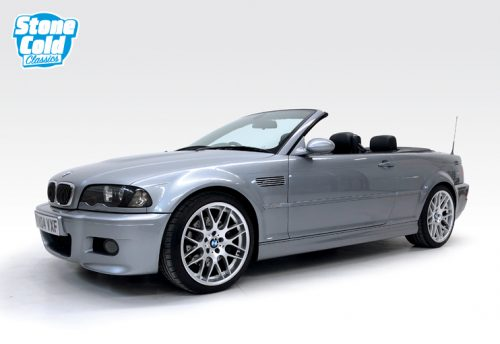 2004 BMW M3 SMG Convertible