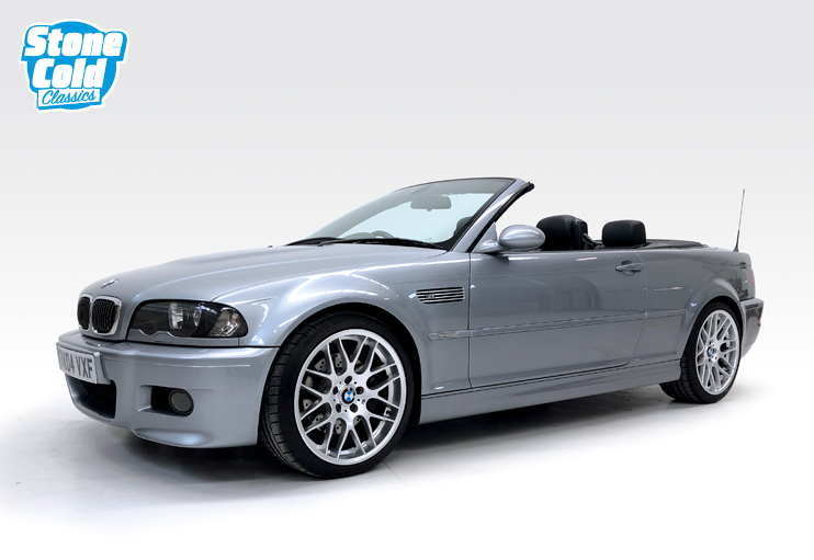 2004 BMW M3 SMG Convertible