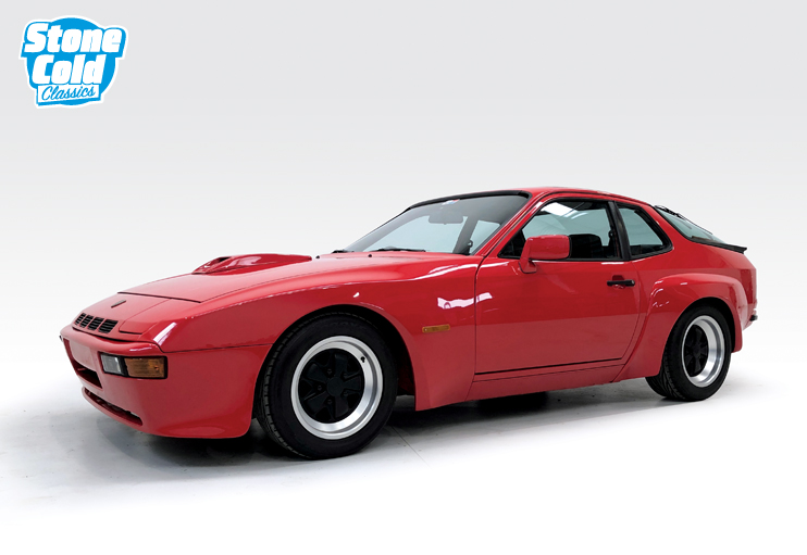 1982 Porsche 924 Turbo Carrera GT tribute