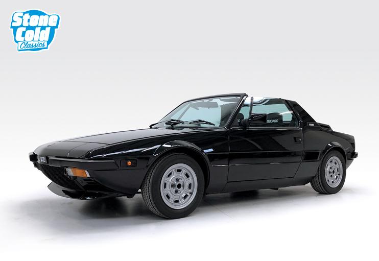 1987 Fiat X1/9 1500