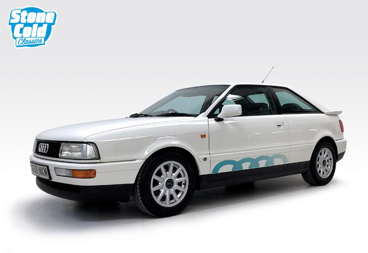 1992 Audi Coupe 2.0E
