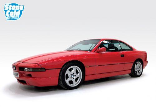 1997 BMW 840Ci Sport