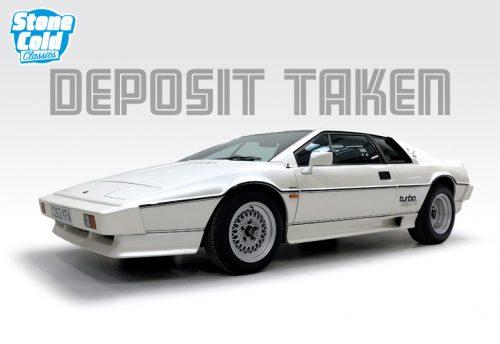 1985 Lotus Esprit Turbo