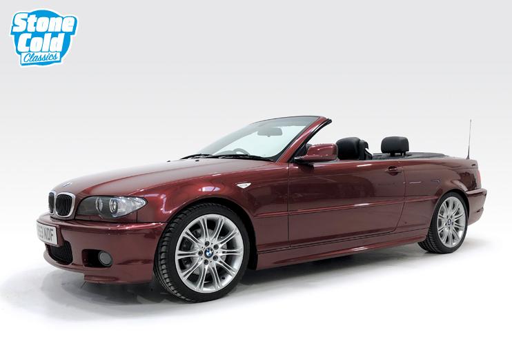 2003 BMW 325i Sport Convertible