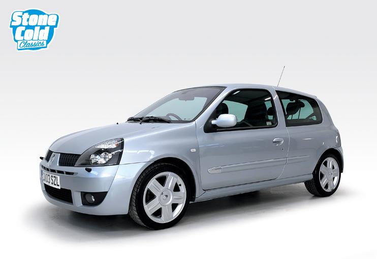 2003 Renault Clio 172