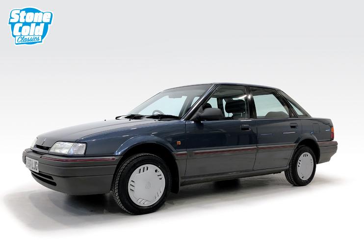 1990 Rover 414SLi