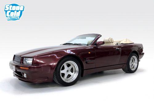 1996 Aston Martin Virage Volante Cosmetic