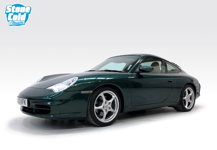 2002 Porsche 996 Carrera 2 Tiptronic