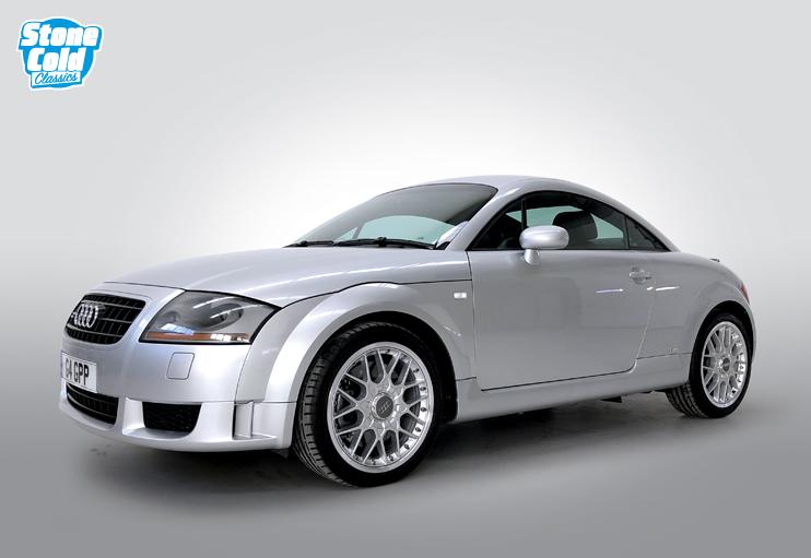 2005 Audi TT 3.2 V6 DSG