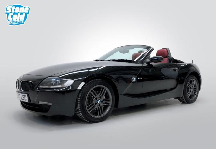 2008 BMW Z4 2.0i SE