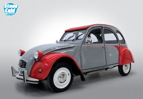 1985 Citroen 2CV Dolly