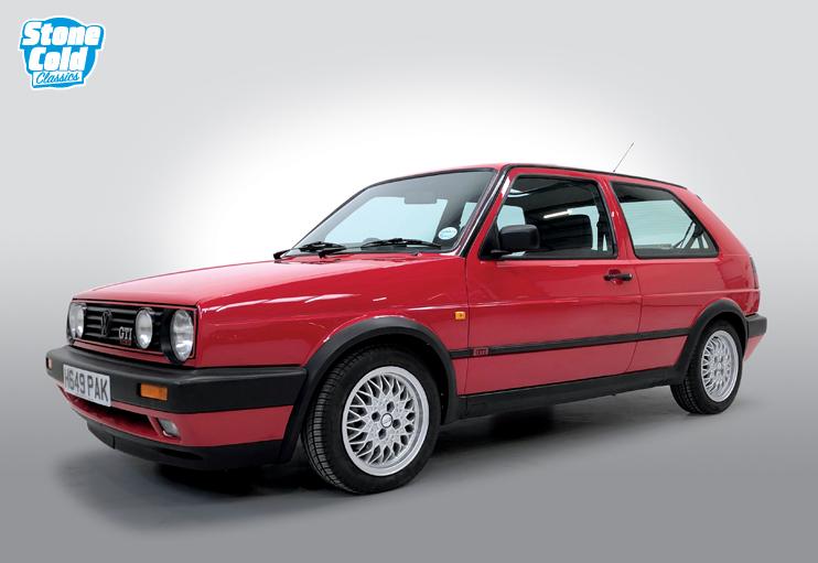 1990 Volkswagen Golf GTi 16v