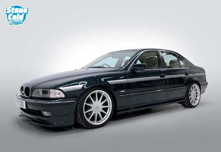 1999 BMW 528i H5 2.8 Hartge