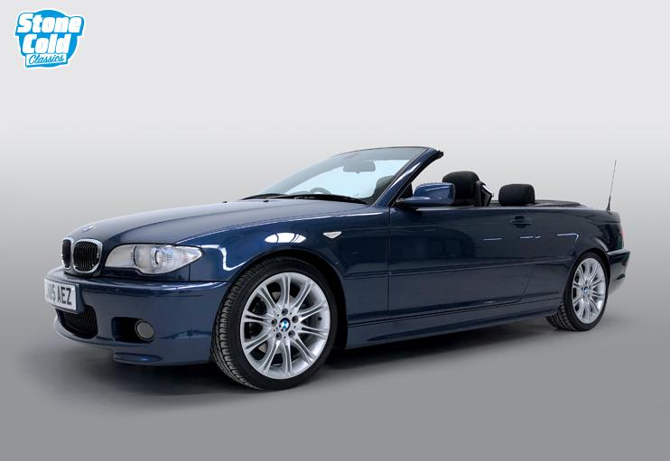 2005 BMW 325i Sport Convertible
